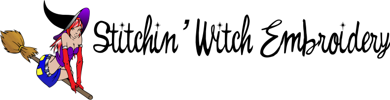 Stitchin Witch Embroidery LLC